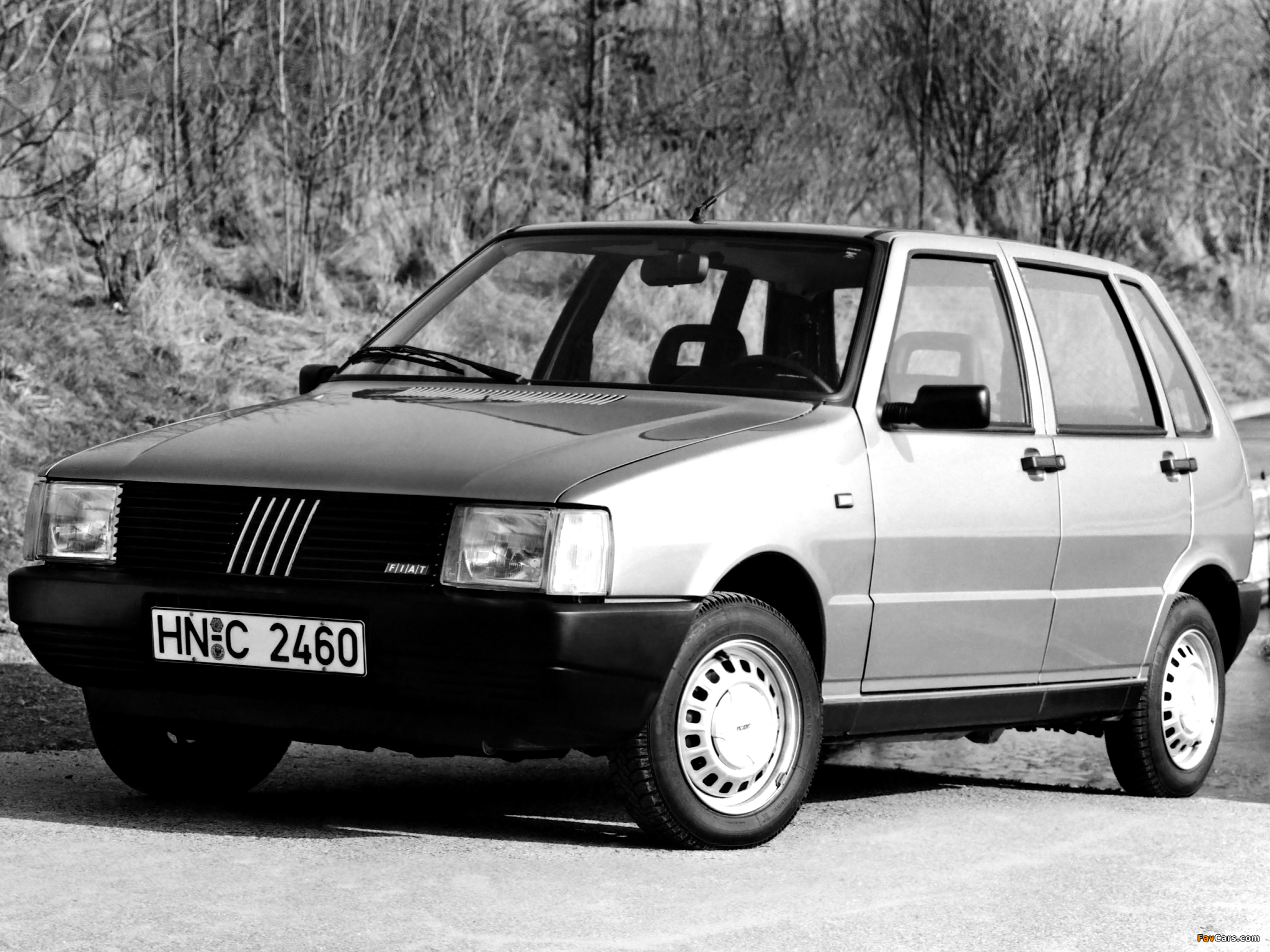 Fiat Uno Technical Specifications And Fuel Economy